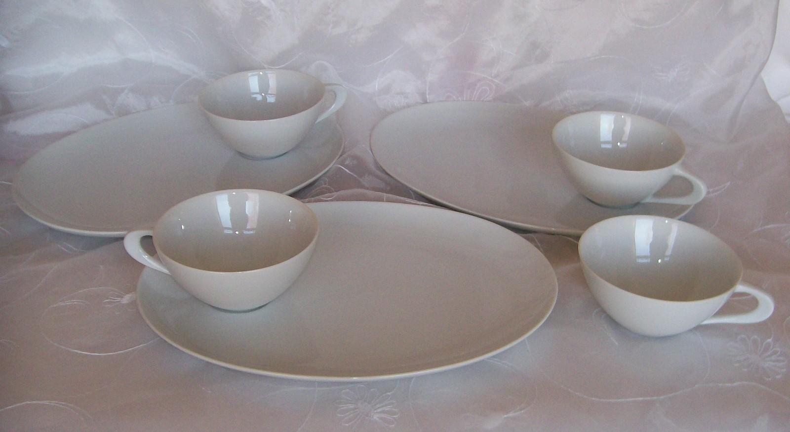 Sango 6600 Fine China Japan- Snack Plate \u0026 Cup Set- Set 3-plus extra Cup- EUC & Sango 6600 Fine China Japan- Snack Plate \u0026 and 50 similar items