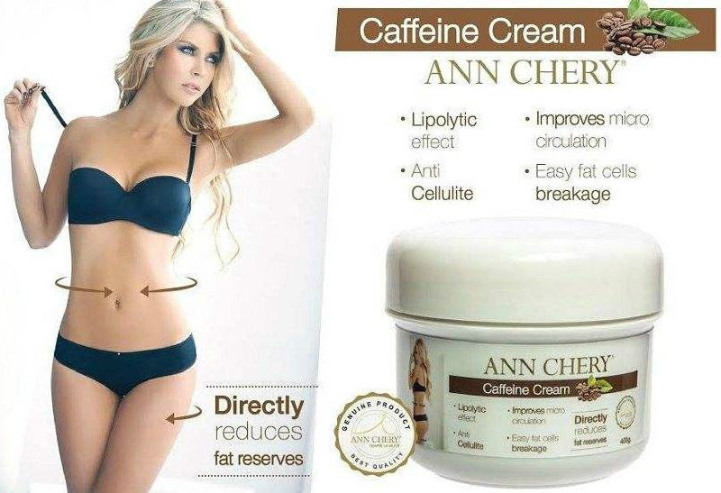Primary image for Ann Chery Caffeine Fat Reducing Cream