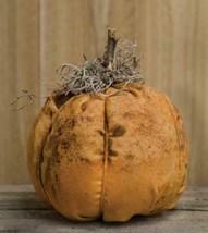 "Country STUFFED ORANGE PUMPKIN Primitive Rustic Fall Autumn Thanksgiving 5"" - $33.99"