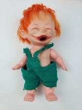 Lot 3 Vintage 1960's Brat Dolls Japan Red Head Blonde Brown Hair -missin... - $23.36
