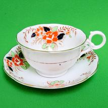 Vintage Oxford China (England) Porcelain Cup and Saucer Set - $4.95