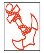 Anchor043-Digital Download-ClipArt-ArtClip-Digi... - $3.00