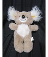 "Heartline Snuggables Koala Bear Plush Vtg 1983 Kenny 14"" Graphics Intern... - $17.49"