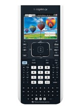 Calculator Texas Graphing Instruments TI- Nspire CX - $239.00
