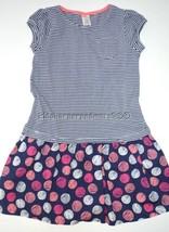 Gymboree Everyday Favorites 8 Tee Shirt Skirt Dress Striped Dot  Spring - $23.28