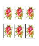 6 Flower0112-Digital Download-ClipArt-ArtClip-D... - $4.00