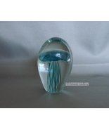 Dynasty Gallery Paperweight: Beautiful Jelly Fish Glow In The Dark Blow... - $20.00