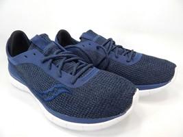 Saucony Liteform Escape Size 9 M (D) EU 42.5 Men's Running Shoes Navy S40018-3