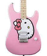 Fishbone Guitar  Pink Hello Kitty - $225.00