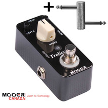 MOOER TRELICOPTER MICRO Pedal and PC-Z Jack Free Shipping - $88.00