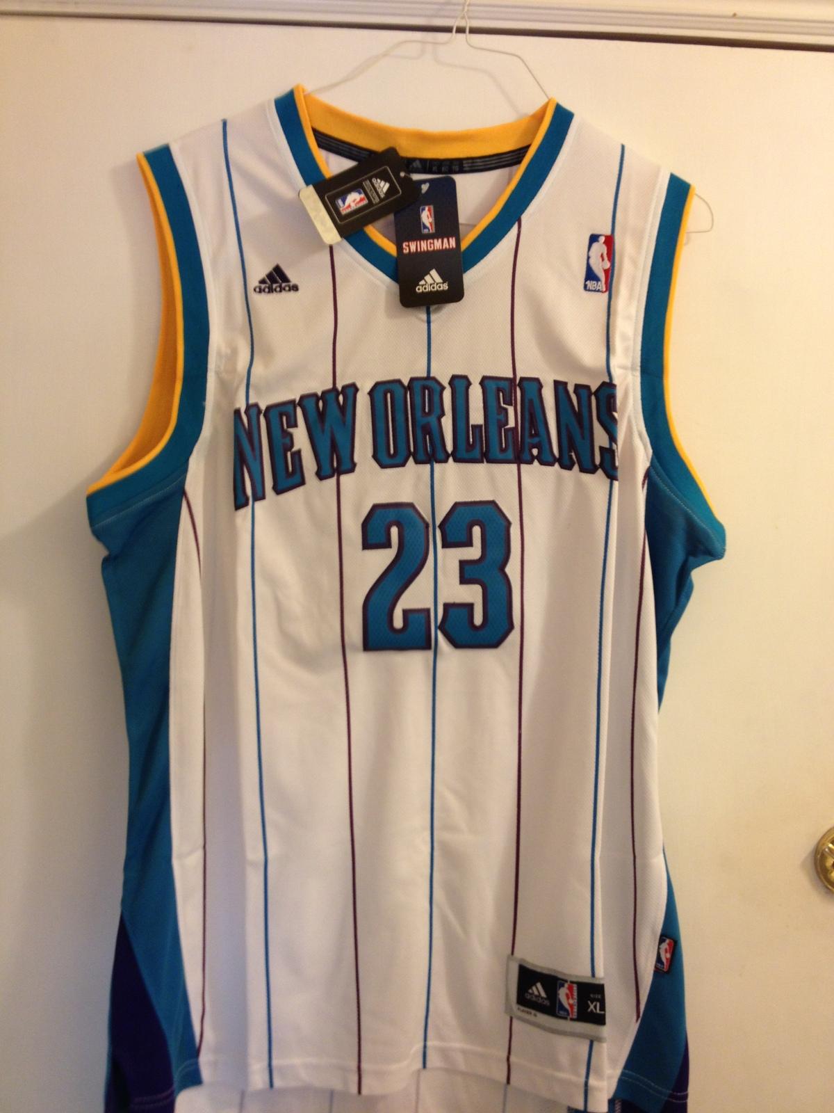 Anthony Davis New Orleans Jersey