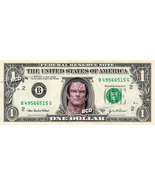 GUL DUKAT Star Trek on REAL Dollar Bill Collectible Celebrity Cash Money... - €4,70 EUR