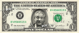 Rodney Dangerfield On Real Dollar Bill Collectible Celebrity Cash Money Gift - $4.44