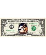 MANGER & BABY JESUS on REAL Dollar Bill Collectible Celebrity Cash Money... - €4,81 EUR