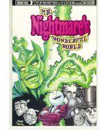 Mr. NIGHTMARE'S WONDERFUL WORLD #4 (1996) NM! - $1.00