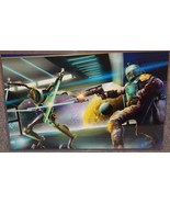 Star Wars Boba Fett vs General Grievous Glossy Print 11 x 17 In Plastic ... - $24.99