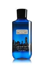 Bath & Body Works Midnight For Men Body Wash 10 oz / 295 ml - $44.99