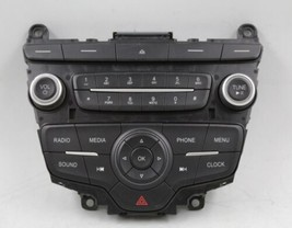 17 18 19 Ford Escape Radio Audio Control Panel Oem - $59.39