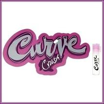 Liz Claiborne Curve Crush Eau De Toilette For Women - 1 ml .02 oz - $4.95
