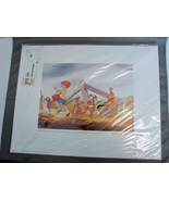 "Pledge Disney Winnie the Pooh and the Honey Tree ""Since We Pledged"" Art ... - $9.99"