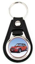 BMW Mini  Richard Browne Artwork Keychain Key Fob - $7.50