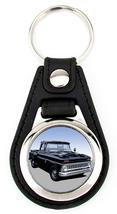 1963 Chevrolet Stepside Pickup Truck Richard Browne Artwork Keychain Key... - $7.50