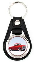 1959 Chevrolet Apache Pickup Truck Richard Browne artwork keychain key f... - $7.50