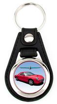 11th Generation Ford Thunderbird hardtop Artwork  T-Bird key fob - Red - $7.50