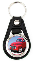 Ford F1 1948-50 Pickup Truck front end artwork Key fob - $7.50