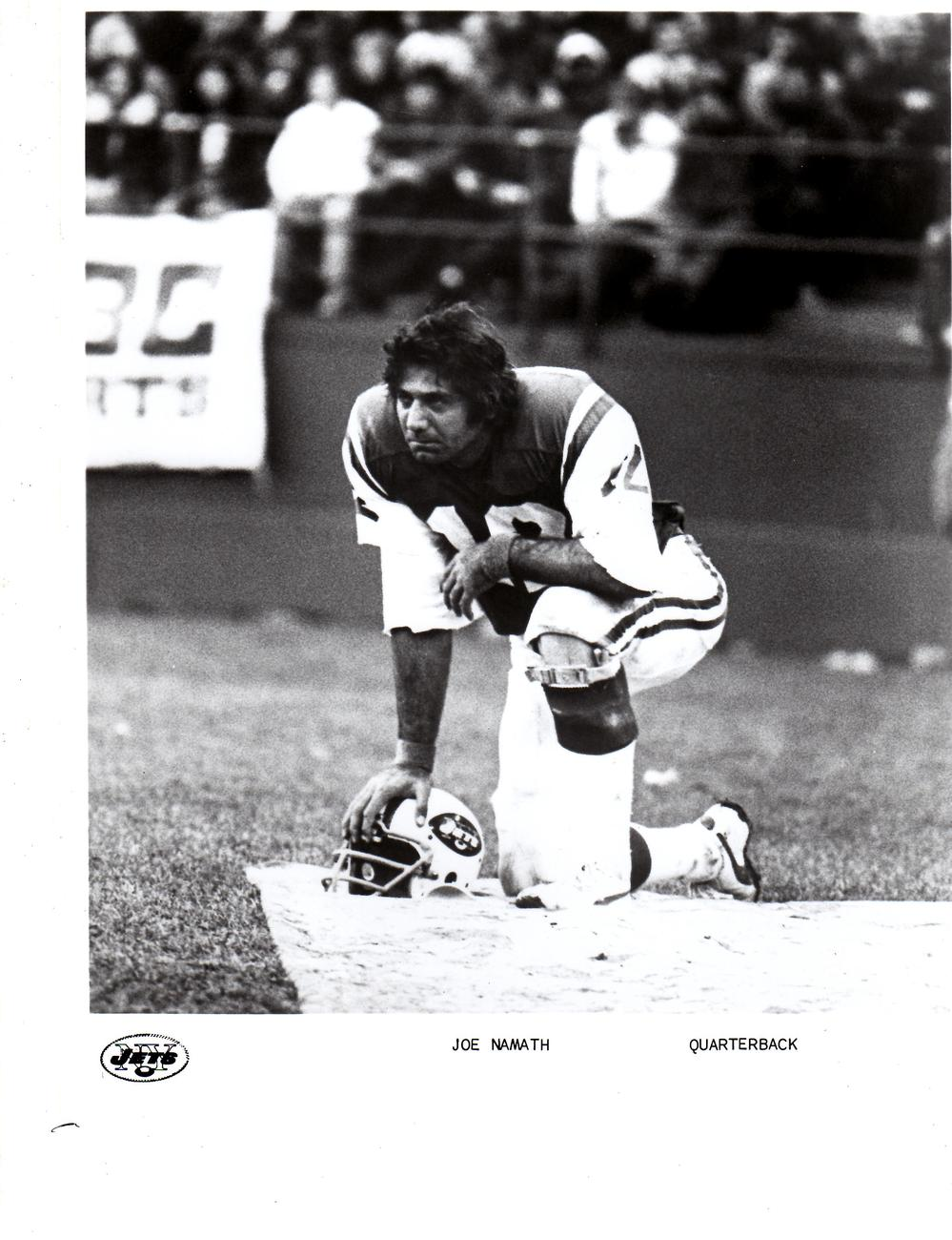 Primary image for N.Y. JETS  #12 Joe Namath -Quarterback