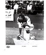 N.Y. JETS  #12 Joe Namath -Quarterback - $2.50