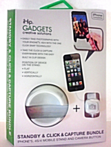 New iHip Gadgets Standby Click & Capture Bundle Mobile Stand And Camera ... - €5,14 EUR