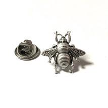 Silver Bumblebee Accessory- Men's Tie Tack OR U... - $13.99