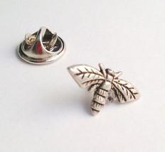 Silver Metal Bee Fly Accessory- Men's Tie Tack ... - $12.99