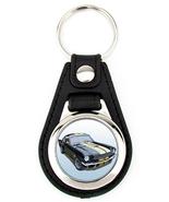 Shelby Hertz GT-350H Ford Mustang Richard Browne Artwork Keychain Key Fob - $7.50
