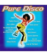 various artists: Pure Disco (used compilation CD) - $7.00