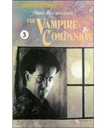 Innovation THE VAMPIRE COMPANION #3 VF/NM - $1.59