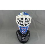 1995-1996 - NHL Mini Goalie Masks -- New York Rangers - Mike Richter - $26.00