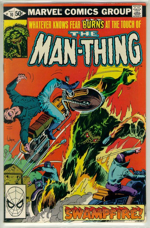 Man thing  10