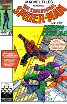 MARVEL TALES #191 NM! ~ SPIDER-MAN - $2.50