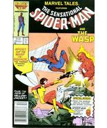 MARVEL TALES #194 NM! ~ SPIDER-MAN - $1.50