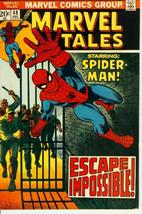 MARVEL TALES #48 ~ SPIDER-MAN - $2.00