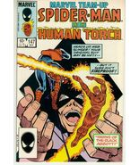 MARVEL TEAM-UP #147 ~ SPIDER-MAN! - $1.00