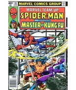 MARVEL TEAM-UP #84 ~ SPIDER-MAN! - $1.50