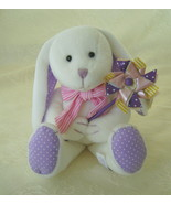 Pinwheel Playmate - Twirly Bunny with Pinwheel,... - $13.00