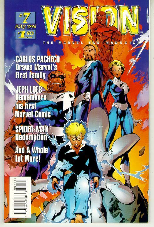 Marvel vision  7