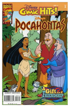 1995 Disney Comic Hits! #3 Pocahontas Comic Book ~ Marvel VF/NM Condition - $4.00