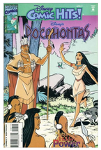 1995 Disney Comic Hits! #7 Pocahontas Comic Book ~ Marvel VF/NM Condition - $4.00