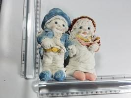 Dreamsicles Wedding Rehearsal Gift Cast Art Figurine Bride Groom DC134 K... - $6.92