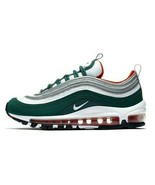 """NIKE AIR MAX 97 GS """"MIAMI"""" SIZE 4Y BRAND NEW FAST SHIPPING (921522-300) - $89.90"""